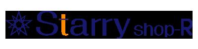 楽天ショップ「Starry shop-R」のロゴ